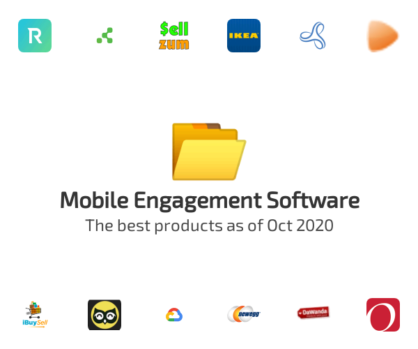 Mobile Engagement Software