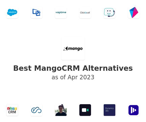 Best MangoCRM Alternatives