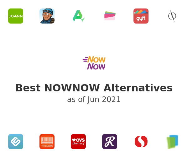 Best NOWNOW Alternatives