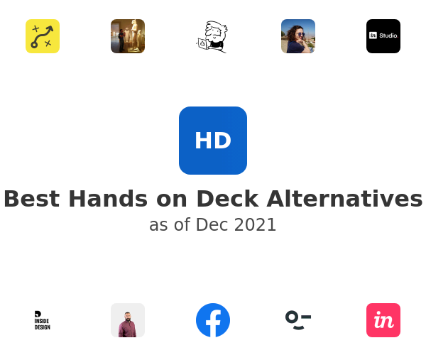 Best Hands on Deck Alternatives