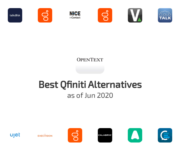 Best Qfiniti Alternatives