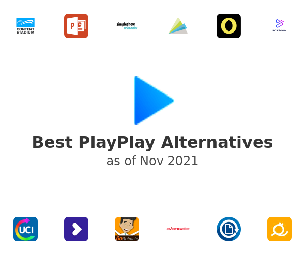 Best PlayPlay Alternatives