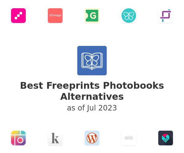 Best Freeprints Photobooks Alternatives