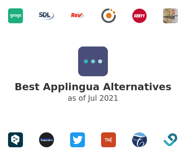 Best Applingua Alternatives