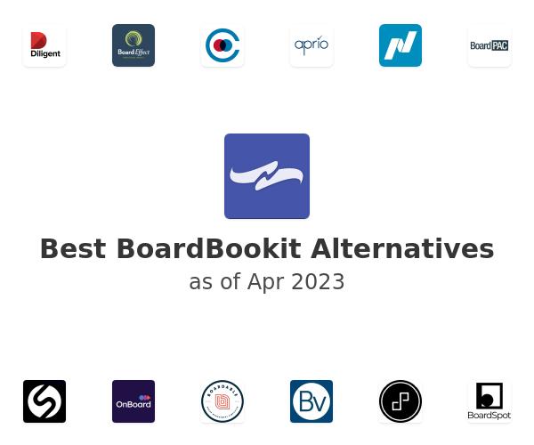 Best BoardBookit Alternatives