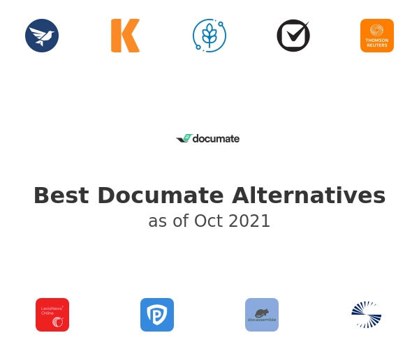 Best Documate Alternatives