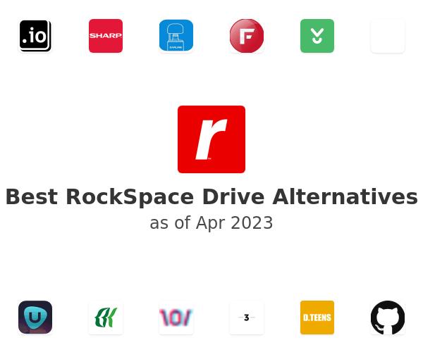 Best RockSpace Drive Alternatives