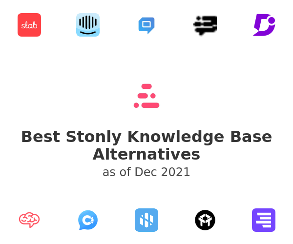 Best Stonly Knowledge Base Alternatives