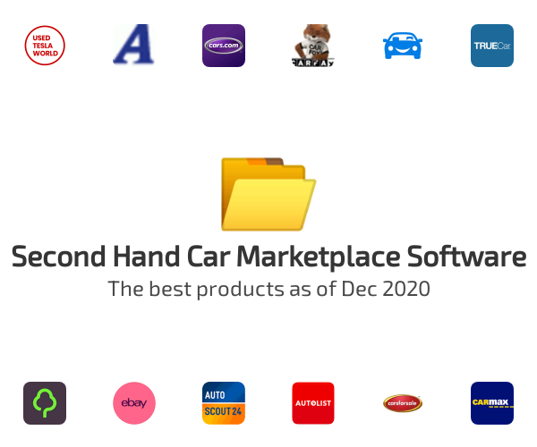 Second Hand Car Marketplace Software