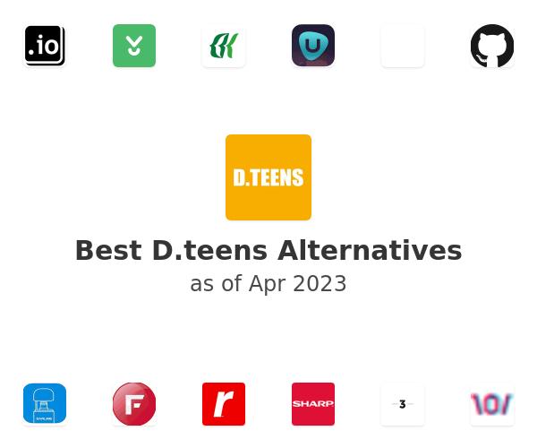 Best D.teens Alternatives