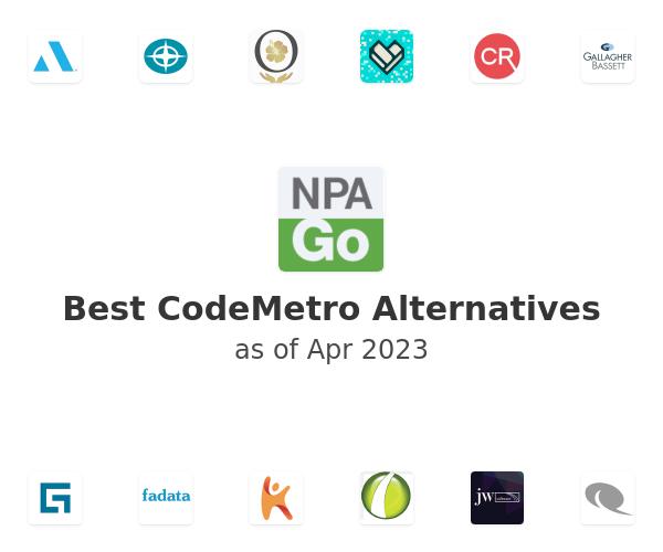 Best CodeMetro Alternatives