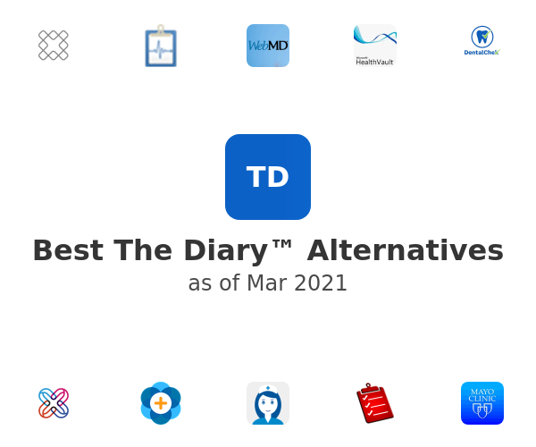 Best The Diary™ Alternatives