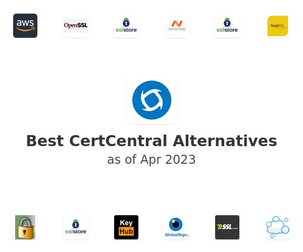 Best CertCentral Alternatives