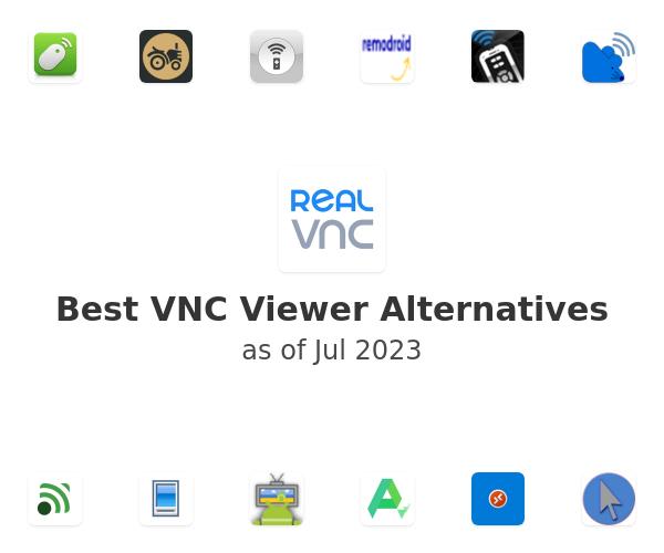 Best VNC Viewer Alternatives