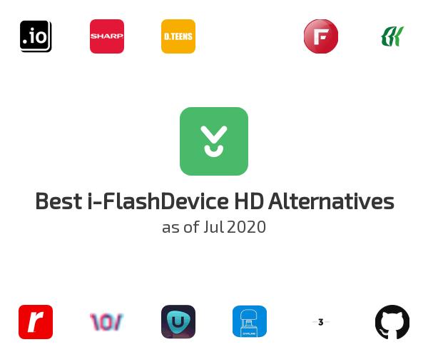 Best i-FlashDevice HD Alternatives