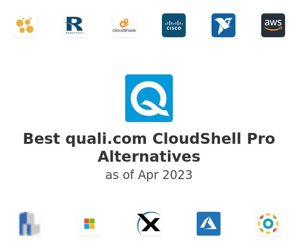 Best CloudShell Pro Alternatives