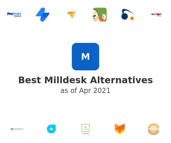 Best Milldesk Alternatives