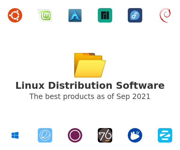 Linux Distribution Software