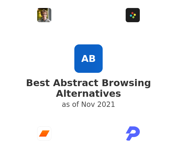 Best Abstract Browsing Alternatives