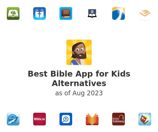 Best Bible App for Kids Alternatives