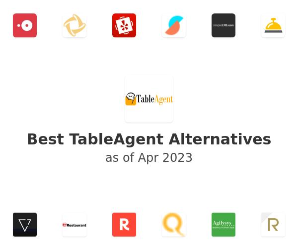 Best TableAgent Alternatives