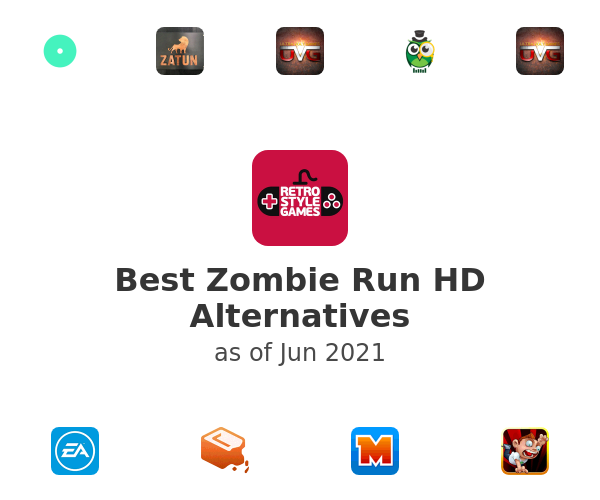 Best Zombie Run HD Alternatives