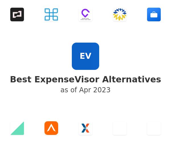 Best ExpenseVisor Alternatives