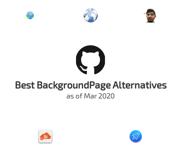 Best BackgroundPage Alternatives