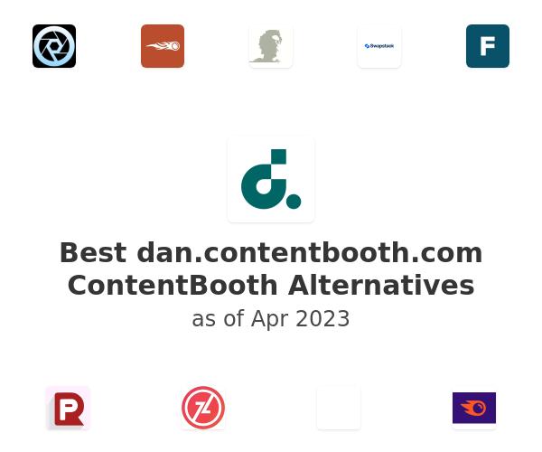 Best ContentBooth Alternatives