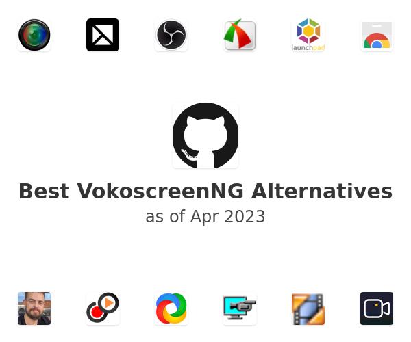 Best VokoscreenNG Alternatives