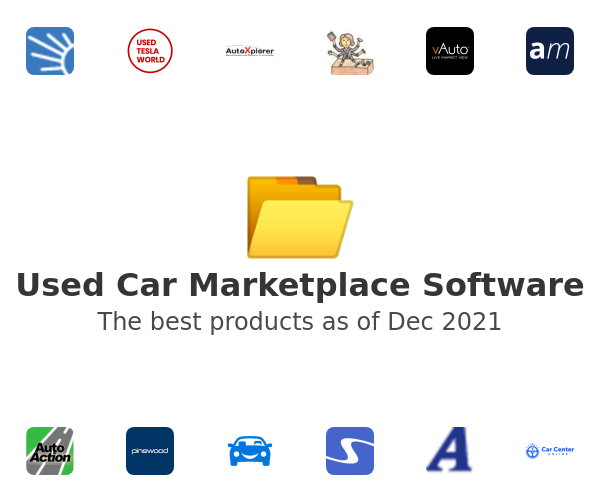 Used Car Marketplace Software