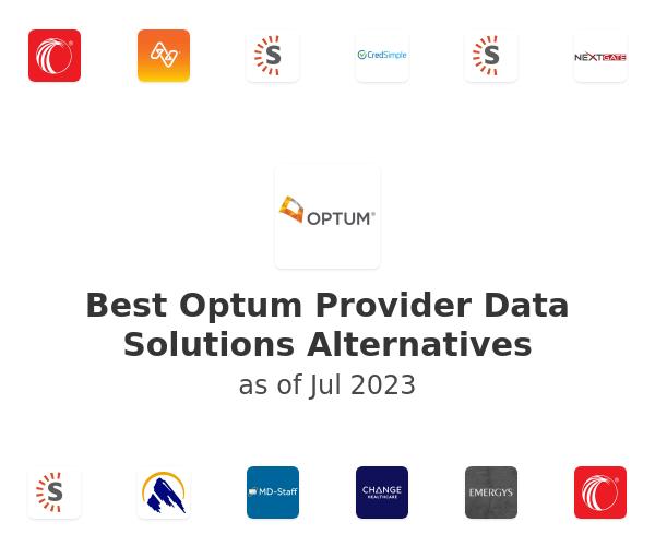 Best Optum Provider Data Solutions Alternatives
