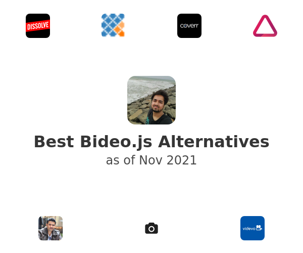 Best Bideo.js Alternatives