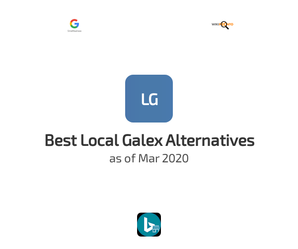 Best Local Galex Alternatives