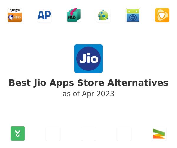 Best Jio Apps Store Alternatives