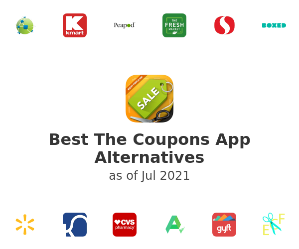 Best The Coupons App Alternatives