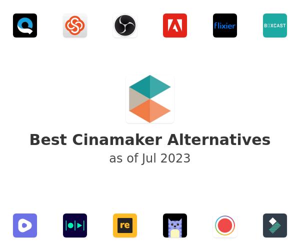 Best Cinamaker Alternatives
