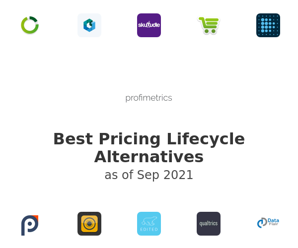 Best Pricing Lifecycle Alternatives