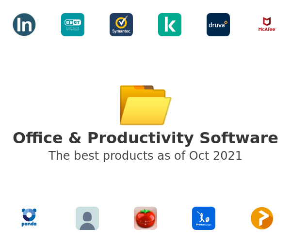 Office & Productivity Software