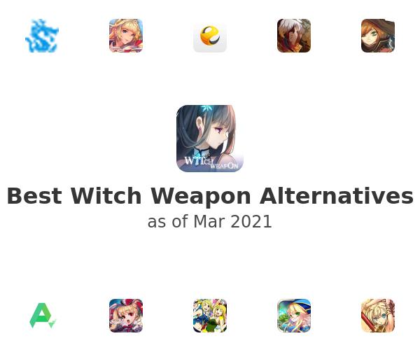 Best Witch Weapon Alternatives