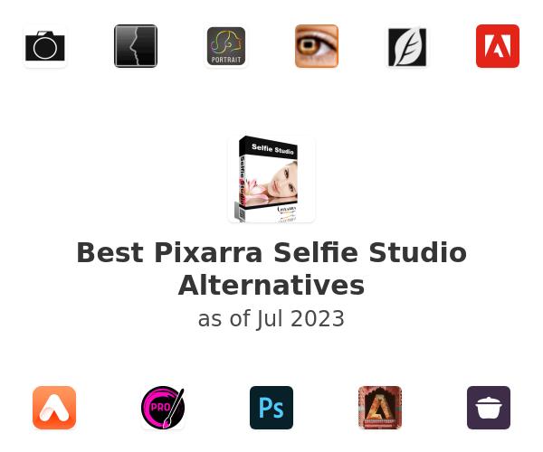 Best Pixarra Selfie Studio Alternatives