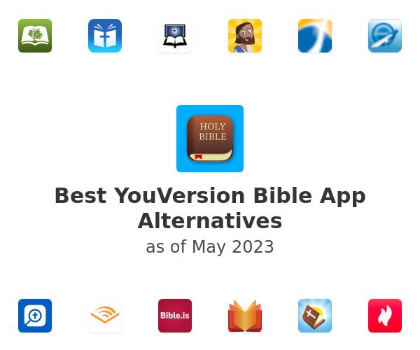 Best YouVersion Bible App Alternatives
