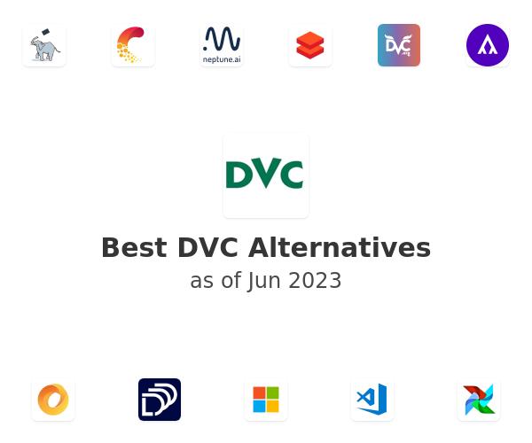 Best DVC Alternatives