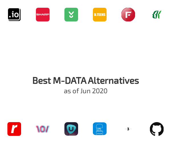 Best M-DATA Alternatives