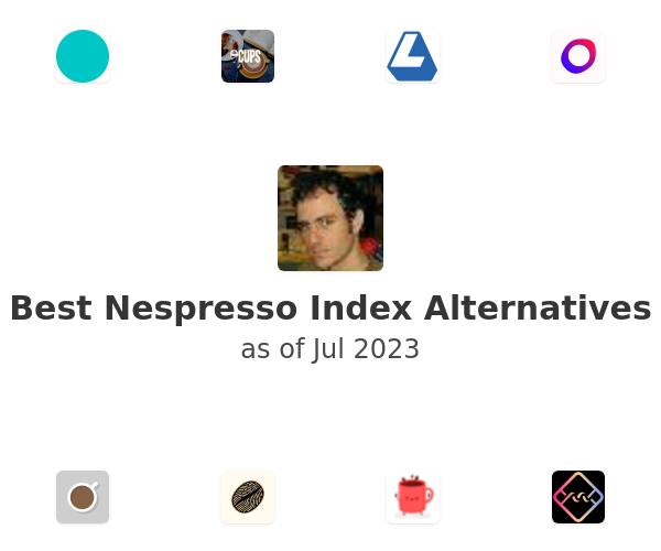 Best Nespresso Index Alternatives