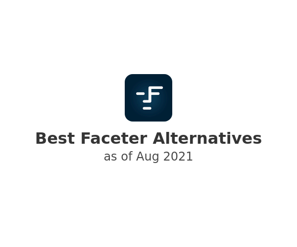 Best Faceter Alternatives