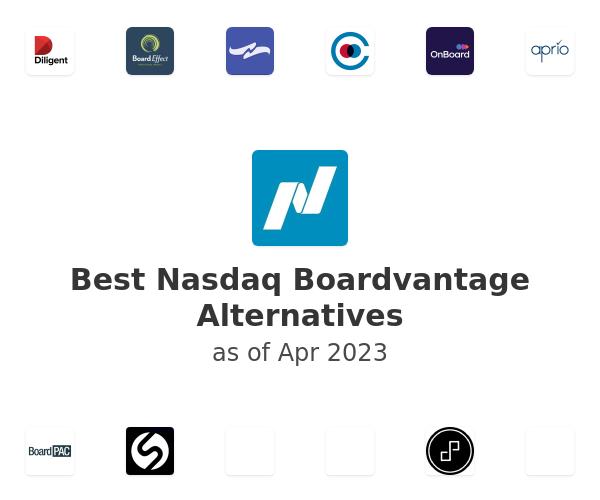 Best Nasdaq Boardvantage Alternatives