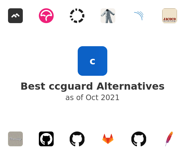 Best ccguard Alternatives