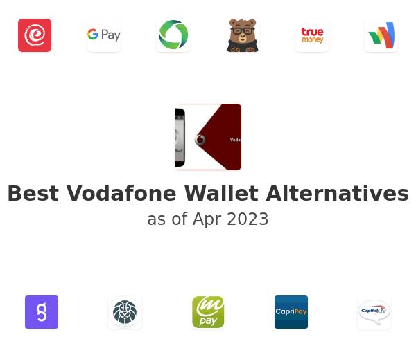 Best Vodafone Wallet Alternatives