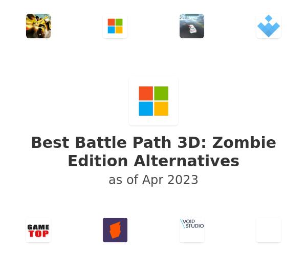 Best Battle Path 3D: Zombie Edition Alternatives